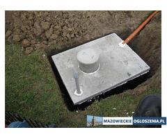 Szamba betonowe Atest i Gwarancja INSTAL GOŁ
